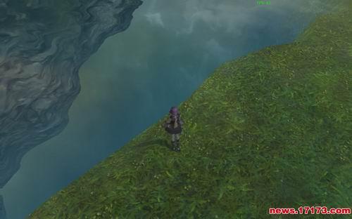 图文:走到地图尽头《永恒之塔》后山风景