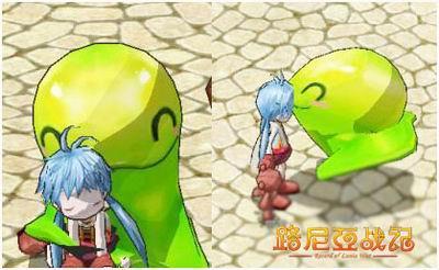 与萌动的黛西形成了正式版最萌的风景线,让二次元的力量在游戏中延续