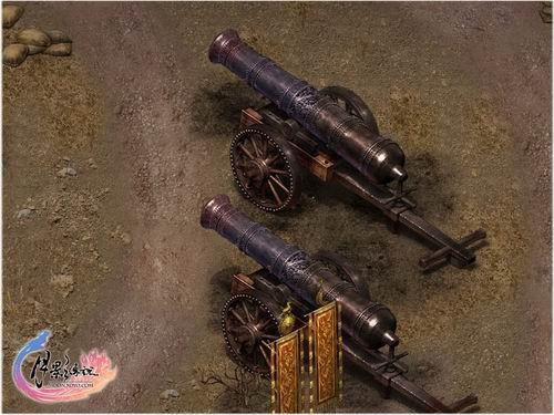 死士斩首行动 月影传说三盟攻防火炮对轰