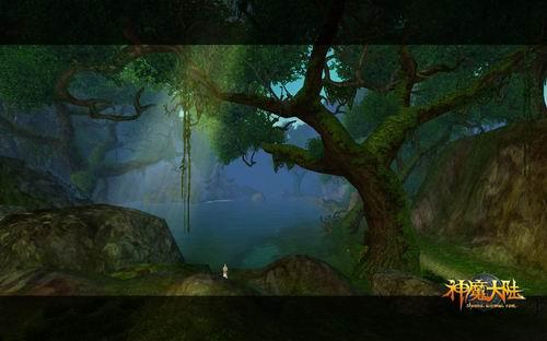 启程克兰蒙多《神魔大陆》世界地图概览