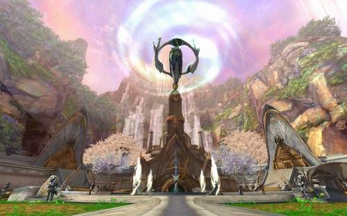 木瓜奇迹提炼之塔悬石